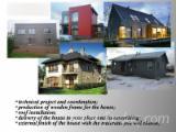 Case Din Lemn Europa - Case din lemn Pin Rosu Rășinoase Europene