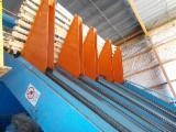 Sweden Woodworking Machinery - Grading plant, Dry sorting plant. 36 sinking bins. Renholmen Rema Sawcon