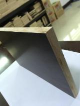 Veneer and Panels - Black film faced plywood