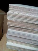 Melamine paper faced plywood with combi core for furniture
