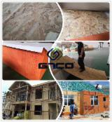 Waterproof OSB for Wooden Villa