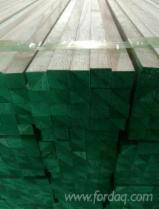 Wood Components, Mouldings, Doors & Windows, Houses Asia - Paulownia Triangle Mouldings