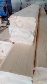 Glued Beams & Panels For Construction  - Join Fordaq And See Best Glulam Offers And Demands - Pine glulam