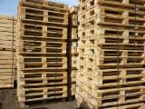 Wood Pallets - New Pallets from Latvia