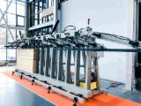 Woodworking Machinery - Glulam Timber Hydraulic Press