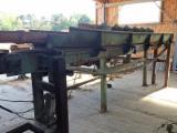 IHB wood market - Peeling line with 4 side pointing machine