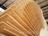 Engineered Wood Panels - Oriented Strand Board (osb) 2440*1240*9/11/15/18mm