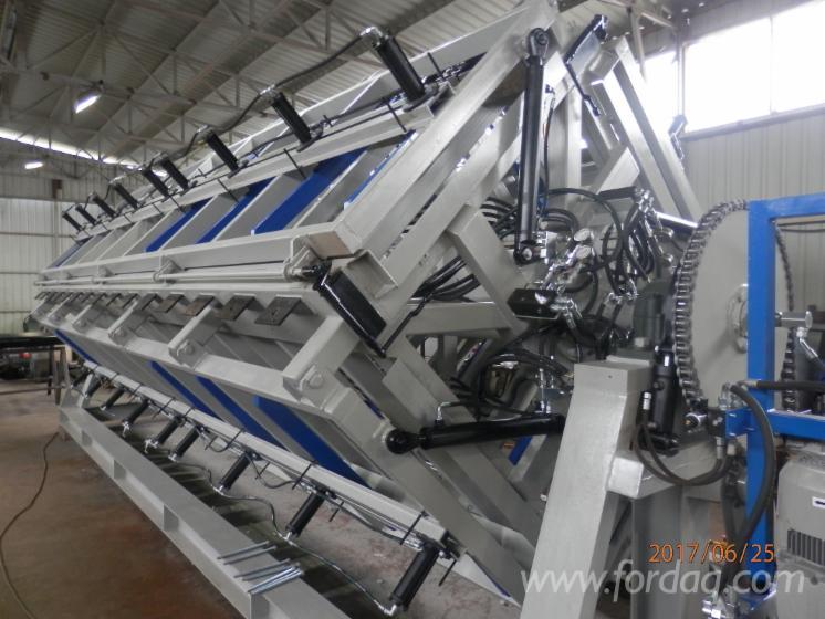 Four-side-hydraulic-rotary