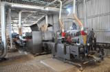 Latvia Woodworking Machinery - Pallet Board Manufacturing Line.