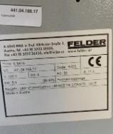 Felder Woodworking Machinery - New Felder Circular Saw For Sale Romania