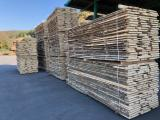 Hardwood  Unedged Timber - Flitches - Boules For Sale - Hornbeam