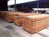 Sawn And Structural Timber Asia - Red Meranti