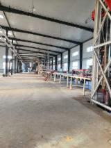 Vender Fábrica / Equipamento De Produção De Painéis Xinyang Usada 2013 China