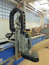 CNC Routing Machine - Used 2017 SHOP SABRE IS 510 CNC Routing Machine