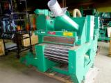 Mereen-Johnson Woodworking Machinery - Used 1993 Mereen-Johnson 424-DC Gang Ripsaw