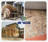 MDI glue pine OSB for wooden House