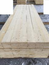 Sawn Softwood Timber - Spruce