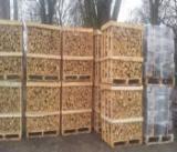 Ukrajina ponuda - Bukva, Grab, Hrast Drva Za Potpalu/Oblice Cepane Ukrajina