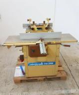 Oostenrijk levering - Schaafmachine, Scheppach, Gebruikt