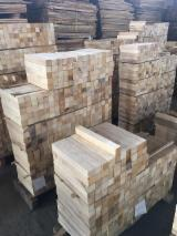 Offers Indonesia - Rubberwood / Mahogany Glued elements