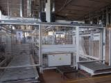 Glulam Production Line - Complete line of Mahros-Stefani squaring and edgebanding