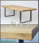 Massivholzplatten - gefälschte Tischplatte