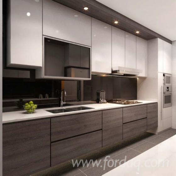 Modern Kitchen Cabinets, FSC
