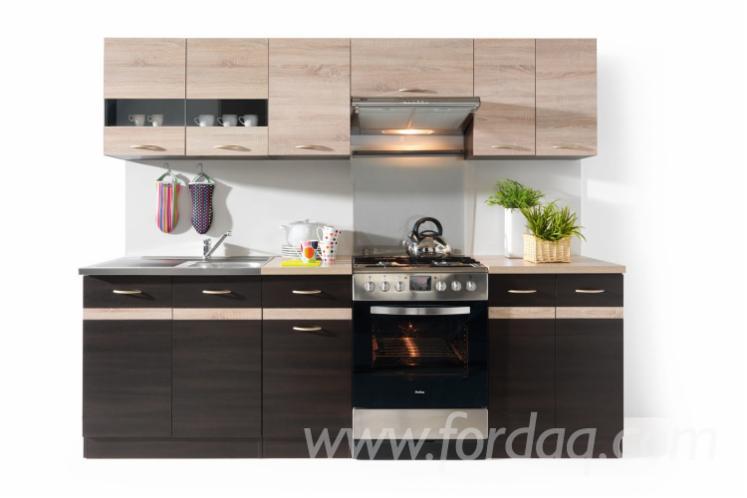 Vender Armários De Cozinha Outros Materiais Painel HDF, Painel De Partículas / Aglomerado, Plástico, PVC, Etc… Lituânia