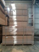 Engineered Panels - MDF Laminated & Raw