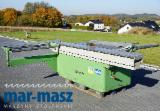 ALTENDORF Formatkreissäge, Pila mit Formatwagen, Zimmermannsformat, Sägen für Längs- und Querschneiden