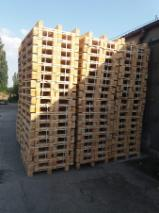 Wood Pallets - One Way Pallets