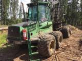 Offers Latvia - For Sale – Forwarder: John Deere 1110D ECO III (F273)