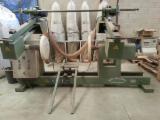 Spanien Vorräte - Gebraucht Talleres Rodriguez Díaz MP-2BL 2014 Schleifmaschinen Mit Schleifband Zu Verkaufen Spanien