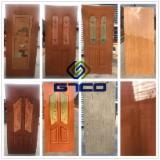 Door Skin Panels, Fiberglass Covered Plywood