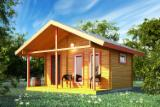 Offers Russia - Wooden Houses Spruce , Pine - Scots Pine from Russia