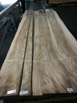 批发木皮 - 采购或销售木皮复合板 - 天然木皮单板, 核桃, 平切,平坦