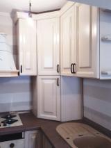 Mobilier De Bucatarie - Bucătărie din lemn masiv de tei