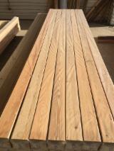 Offers Czech Republic - Vacuum Dried 10 mm Kiln Dry (KD) Siberian Larch Planks (boards) from Russia, Сибирь