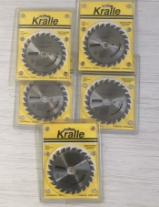 Circular Saw Blades - New Kralle Circular Saw Blades For Sale Romania