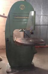 Zuckermann Woodworking Machinery - Used Zuckermann -- Vertical Frame Saw For Sale Romania