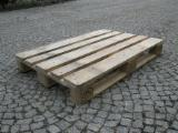 Wooden Pallets For Sale - Buy Pallets Worldwide On Fordaq - Epal Euro Pallet / Used and New