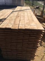 Softwood  Sawn Timber - Lumber - Larch - edged sawn timber