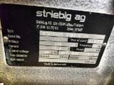 Striebig Woodworking Machinery - Used 1985 STRIEBIG 5192-A Vertical Panel Saws