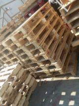 Wooden Pallets For Sale - Buy Pallets Worldwide On Fordaq - Euro Pallet - Epal, Any