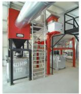 Plants, Units And Auxiliary Equipment For Energy Generation - Biomass Heating Plant 700kW, ca 11000h