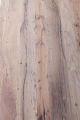 Reclaimed Oak Solid Wood Panels, 40-60 mm