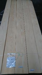 天然木皮单板, 苏格兰松, 平切,平坦