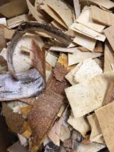 Firewood, Pellets And Residues - Wood chips from 100% Birch