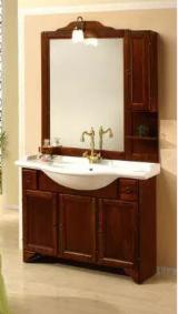 Bathroom Furniture - Contemporary Poplar Bathroom Sets Romania
