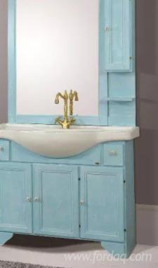 Contemporary Poplar Bathroom Sets Romania